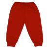 Pantalon-de interior cu manseta-rosu