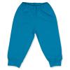 Pantalon-de interior cu manseta-turcoaz