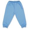 Pantalon-de interior cu manseta-bleu