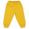 Pantalon-de interior cu manseta-galben